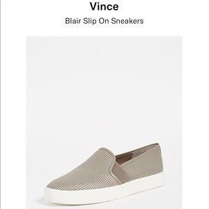 Vince Blair slide sneakers 7.5